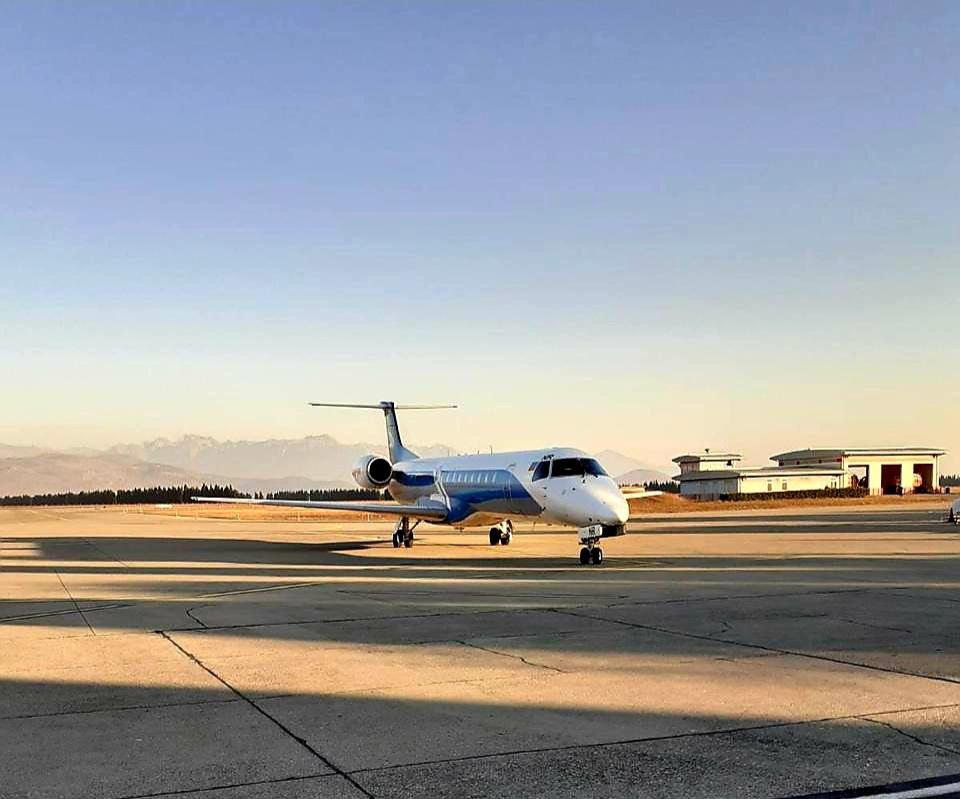 Avio linija Kijev-Podgorica postaje redovna i donosi benefite za obje zemlje
