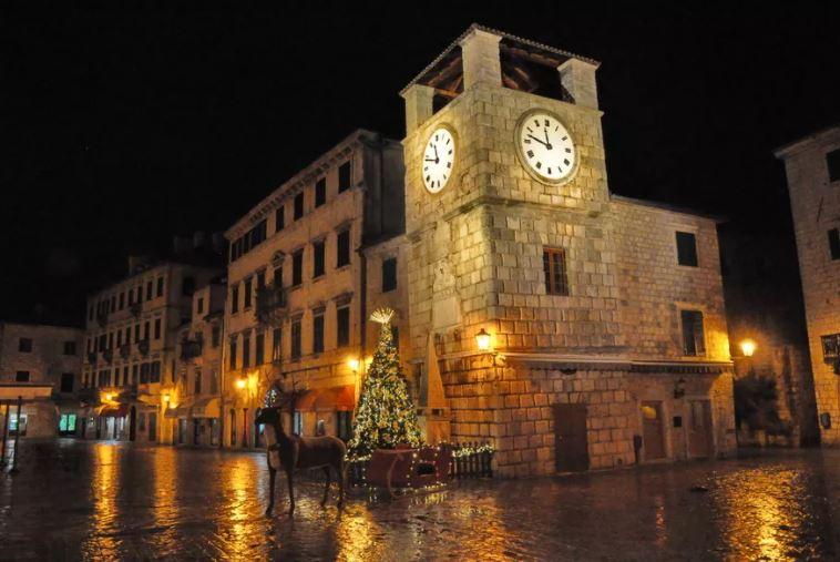 """Kotor: Bez manifestacije od """"Božića do Božića"""""""