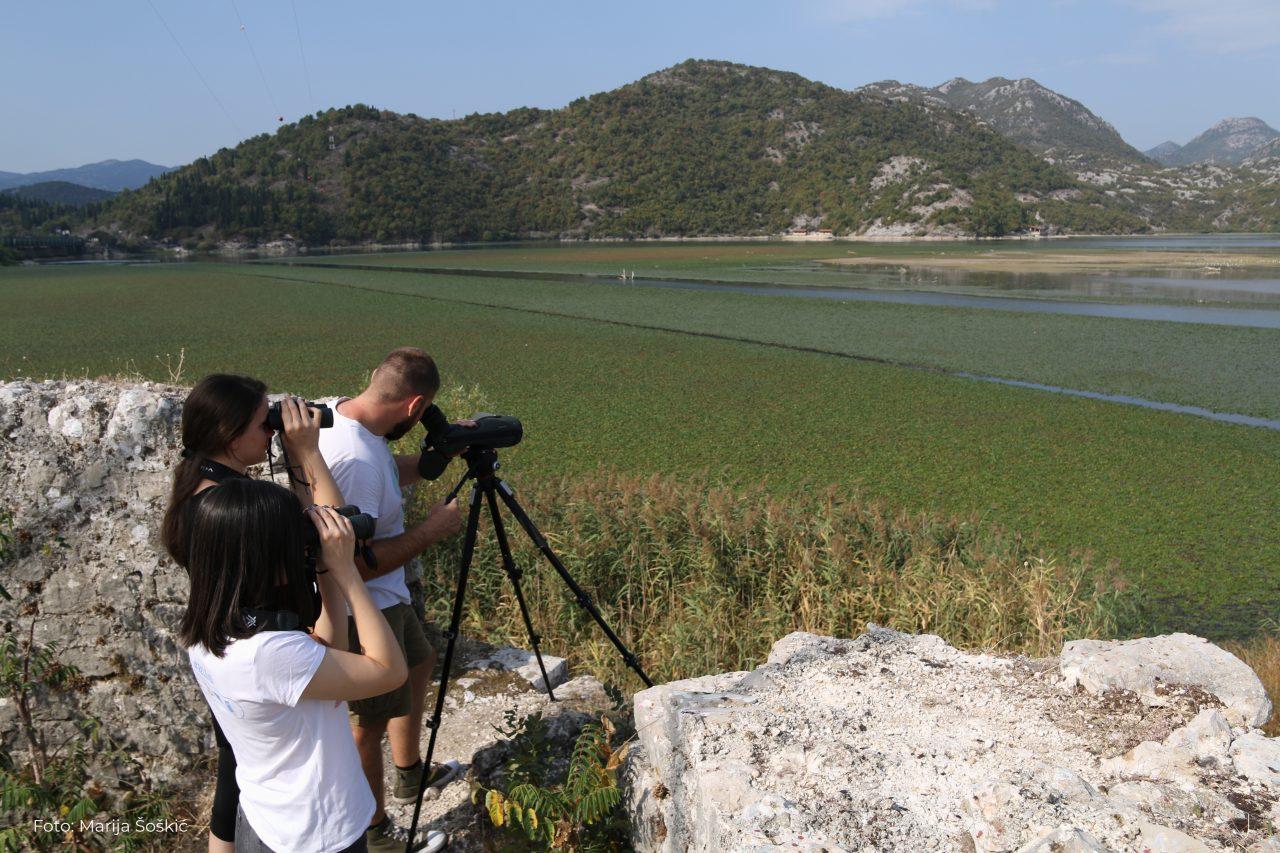 Za unapređenje turističke infrastrukture u NP Skadarsko jezero 280.000 eura