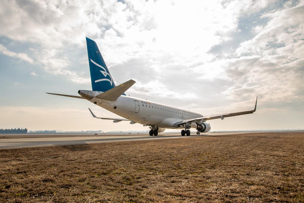 Povećan broj letova iz Beograda za Tivat i Podgoricu tokom novogodišnjih praznika