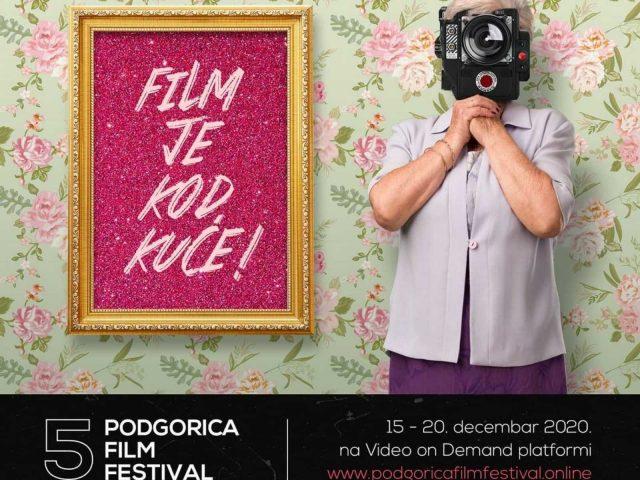 Spremite kokice: Podgorica film festival će se održati online