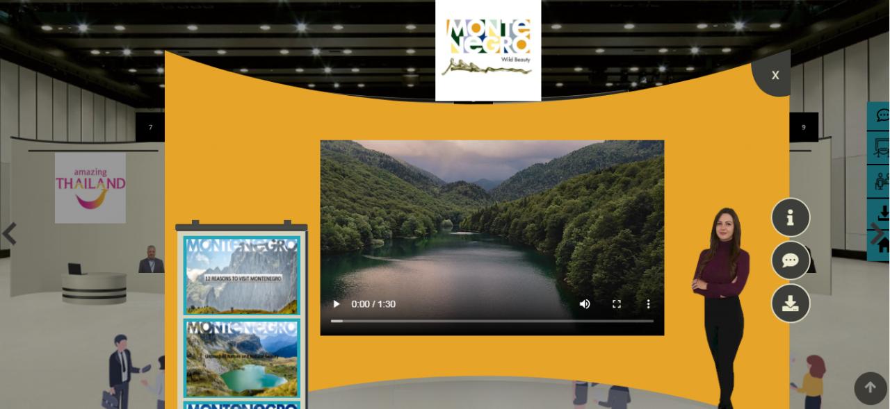 NTOCG predstavlja ponudu turoperatorima i medijima Centralne i Istočne Evrope