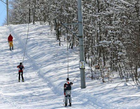 Otvaranje ski sezone na Vučju 2. januara