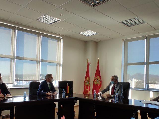 Najavljen sporazum o saradnji između ministarstava ekologije Crne Gore i Njemačke