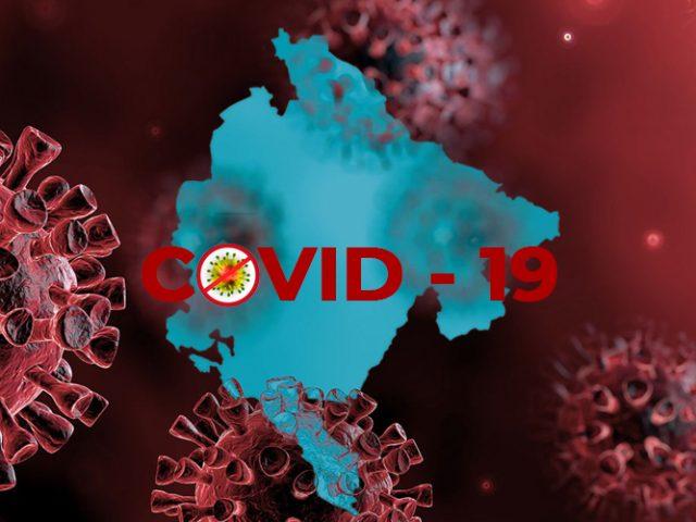 8.663 COVID-19 slučajeva u Crnoj Gori