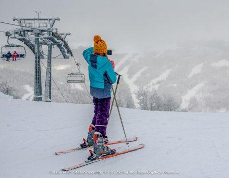 Dobar početak ski sezone: Snijega ne fali, a ni zabave!