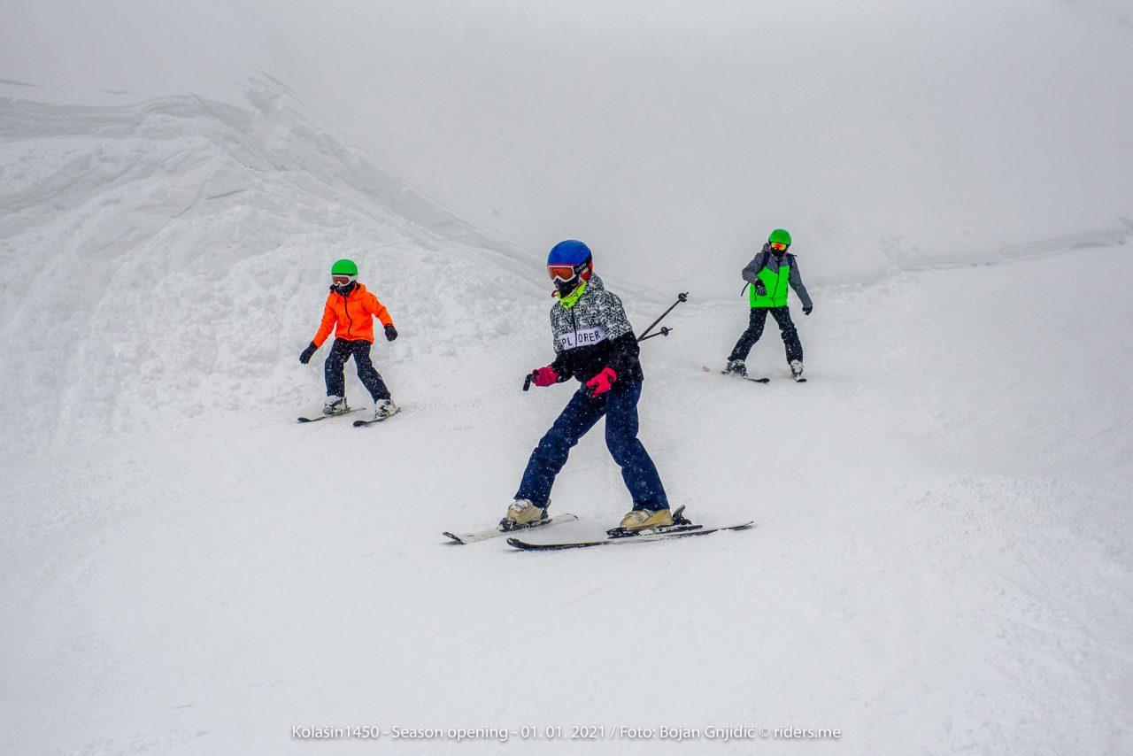 NTO: Rekordna posjeta zimskim centrima