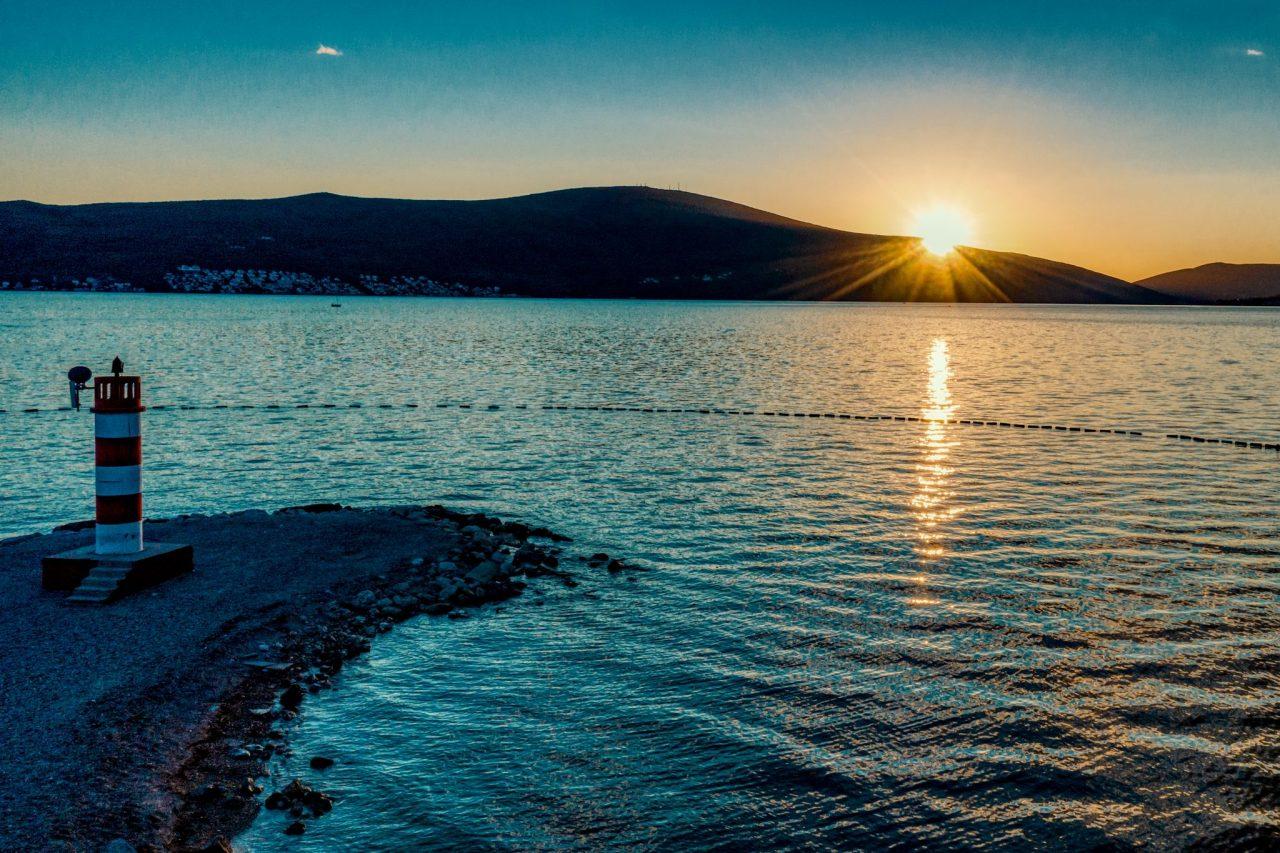 Čarolija zalaska Sunca u Tivtu