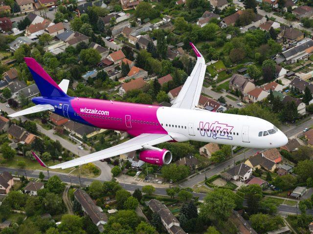 Wizz ponovo leti za Crnu Goru iz sedam destinacija