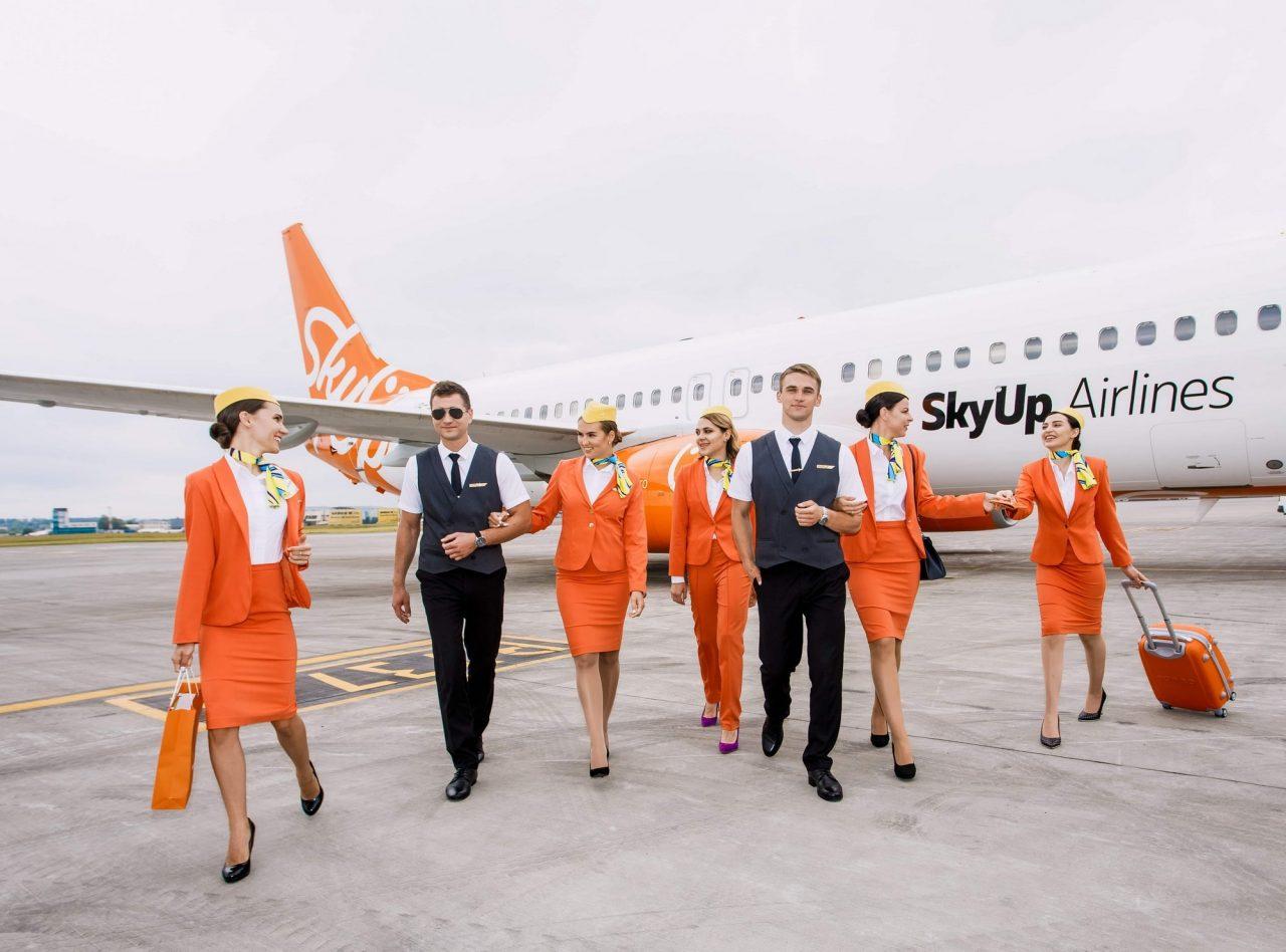 SkyUp Airlines uvodi letove između Kijeva i Podgorice