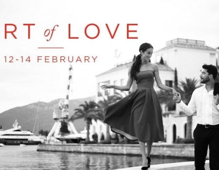 Tivat: Bogat program za Dan zaljubljenih u Porto Montenegru