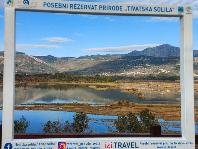 Slatko-slana oaza Tivta dobila i uređenu pješačku stazu