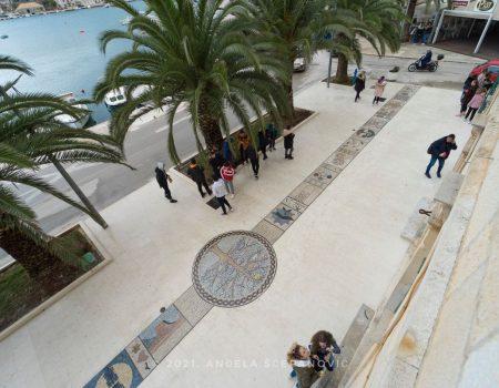 Vela Luka dobija najduži podni mozaik na svijetu