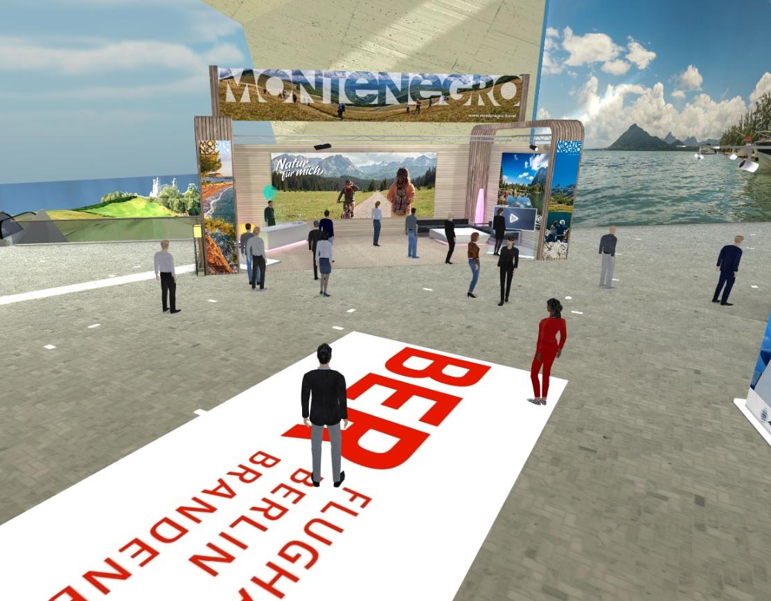 NTOCG promoviše ponudu na tržištima njemačkog govornog područja
