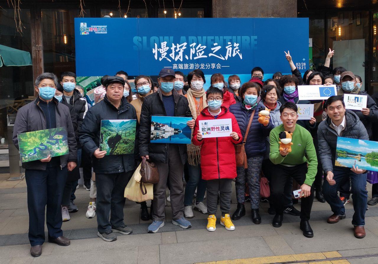 NTOCG nastavlja sa promotivnim aktivnostima u Kini