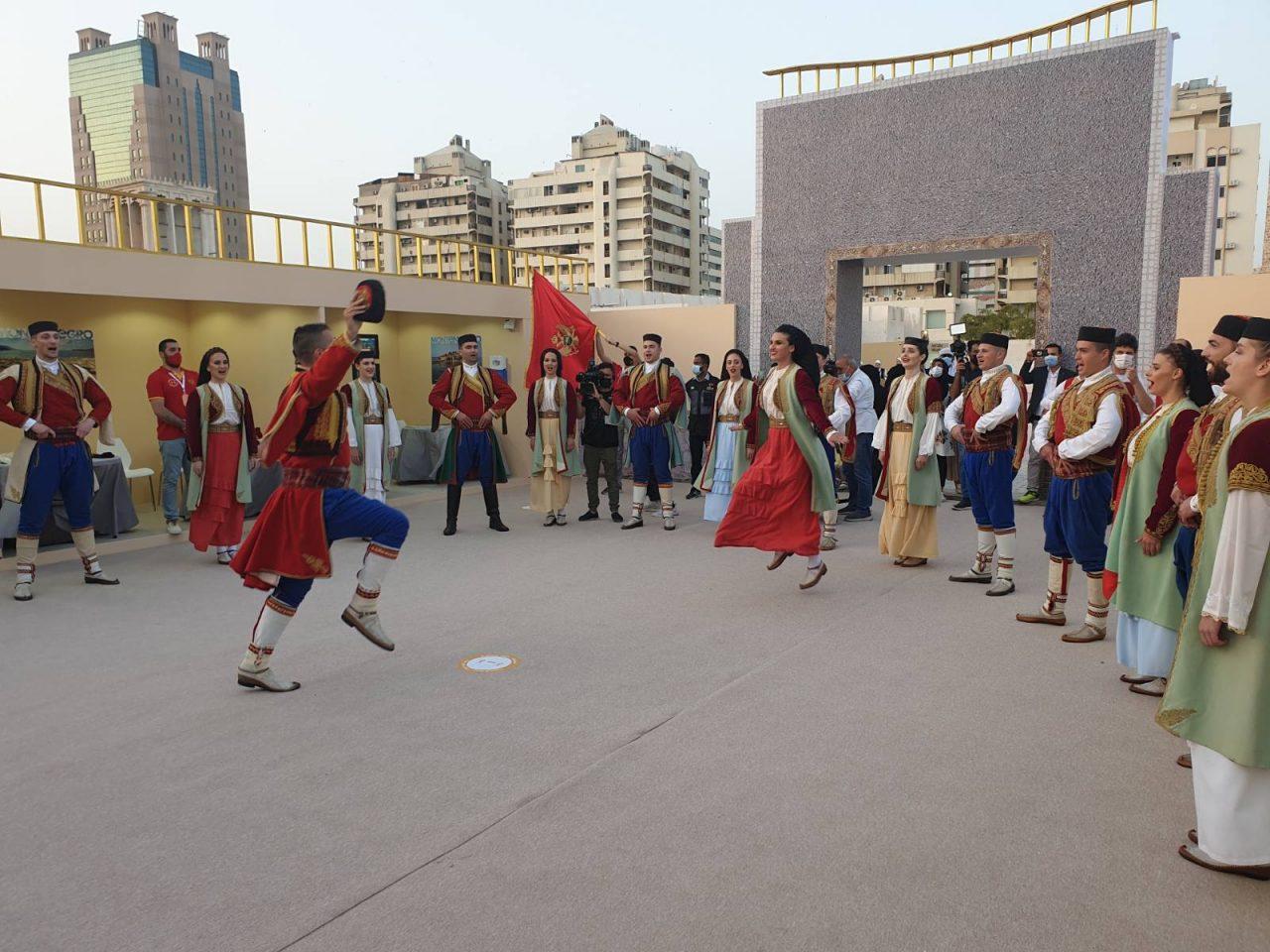 Ansambl KIC-a oduševio Arape na Festivalu kulturnog nasljeđa