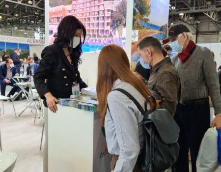 """Turistička ponuda Tivta predstavljena na sajmu """"MITT"""" u Moskvi"""
