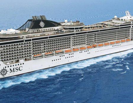 Mega kruzer MSC Splendida stiže u Kotor 17. juna