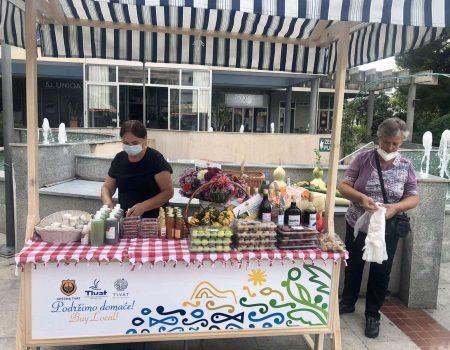 Podržimo domaće: Od petka štandovi sa domaćim proizvodima u Tivtu