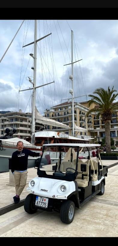 Novinar austrijskog časopisa za luksuzna putovanja u posjeti Crnoj Gori