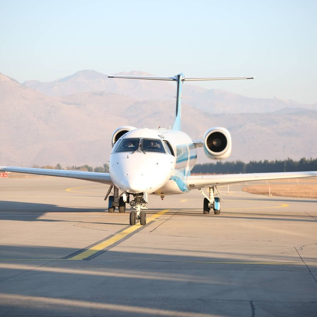 Air Montenegro letjeće ka Beogradu, Ljubljani i Frankfurtu