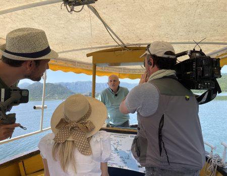 Ruski i francuski novinari oduševljeni Skadarskim jezerom
