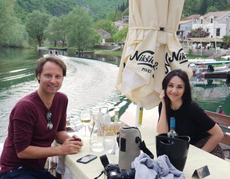 """Francuski novinar magazina """"Voyager Ici & Ailleurs"""" u posjeti Crnoj Gori"""