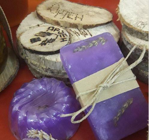 Sve iz srca Orjena: U eko kutku od sira do sapuna