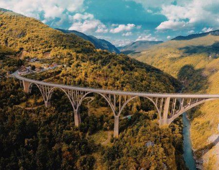 His Majesty – Djurdjevica Tara Bridge