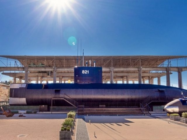 Secrets of a mysterious submarine in Tivat
