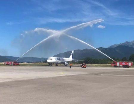 Tivat i Moldavija ponovo povezani avio linijom