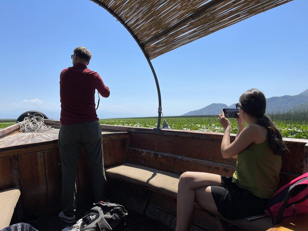 Ekipa najpopularnijeg TV kanala iz Ukrajine u posjeti Crnoj Gori