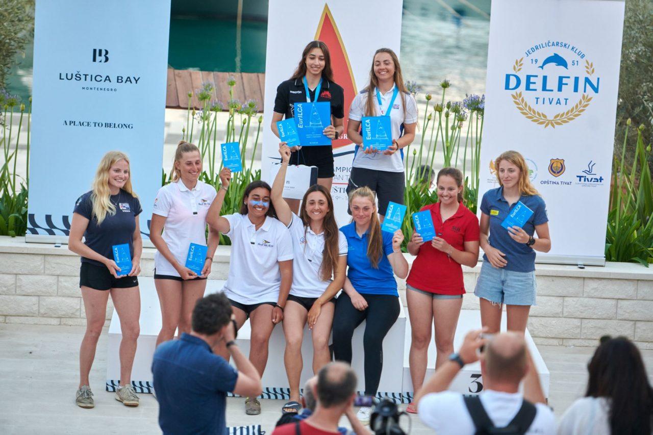 Uručene nagrade najboljim mladim jedriličarima Evrope
