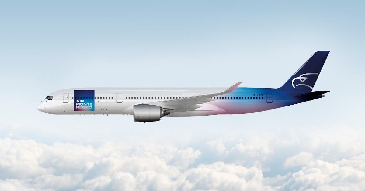 Air Montenegro počeo sa komercijalnim letovima