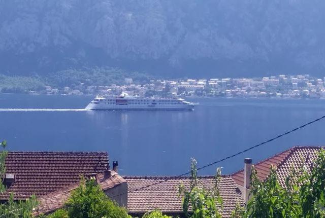 U Kotor uplovio prvi kruzer nakon 15 mjeseci
