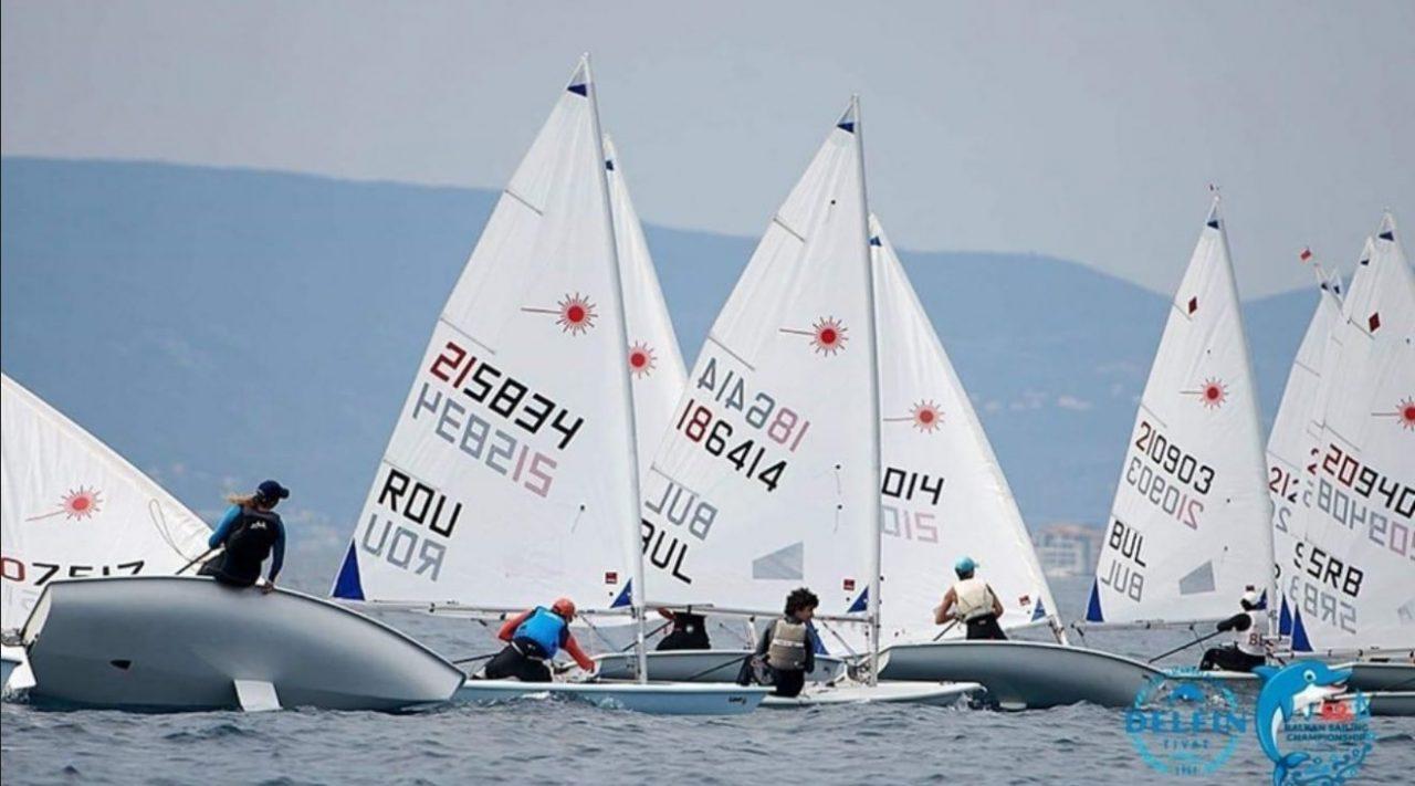 Otvoreno prvenstvo Evrope u jedrenju u Tivtu