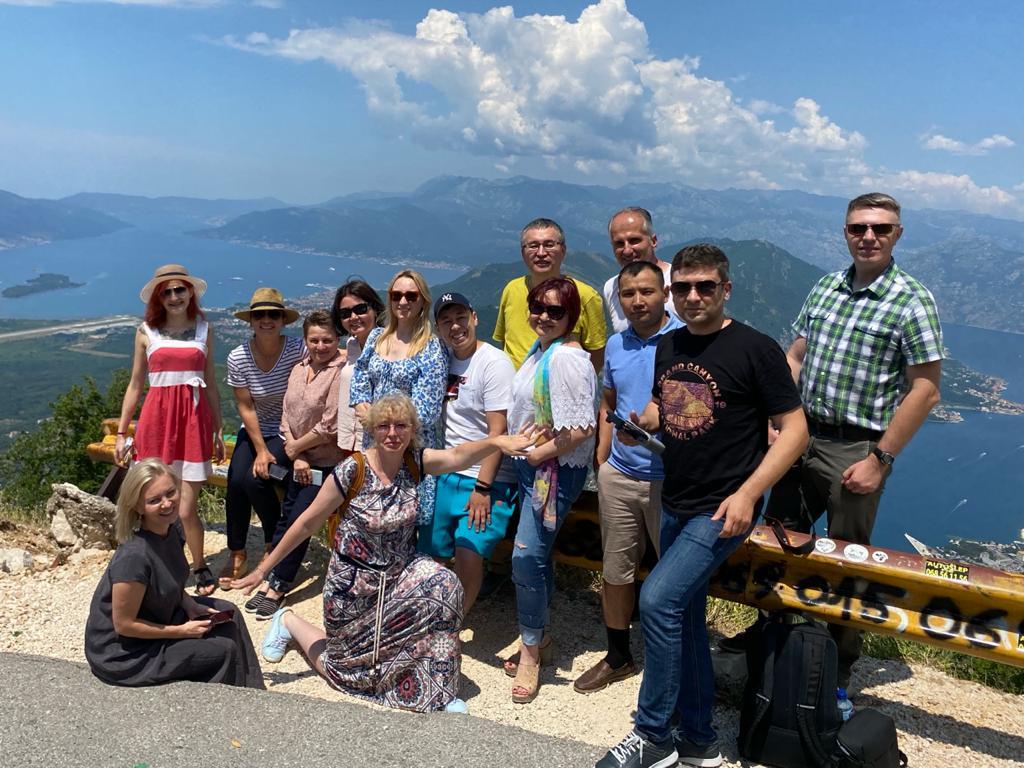 Turoperatori i mediji iz Kazakhstana u posjeti Crnoj Gori