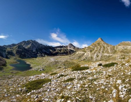 A lifetime experience – Durmitor ring