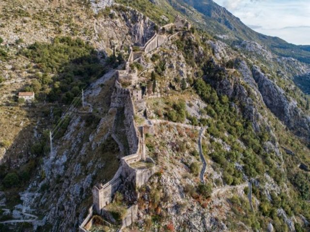 Kotor Walls – the best viewpoints over the bay