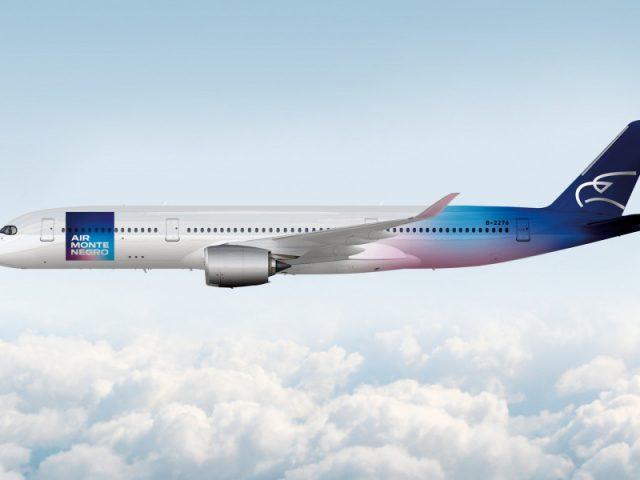 Air Montenegro od danas leti za Frankfurt