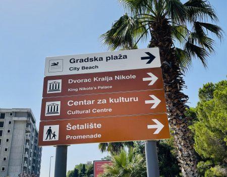 TO Bar: Postavljena turističko informativna signalizacija