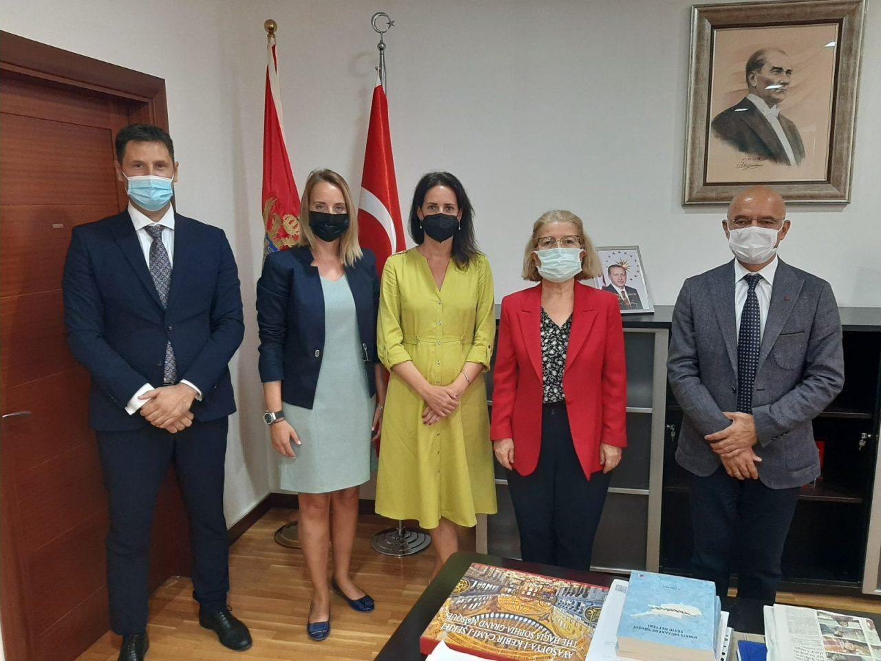 Dogovorena saradnja u oblasti turizma između Crne Gore i Turske
