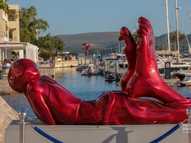 Porto Montenegro: Posjetite izložbe savremene umjetnosti