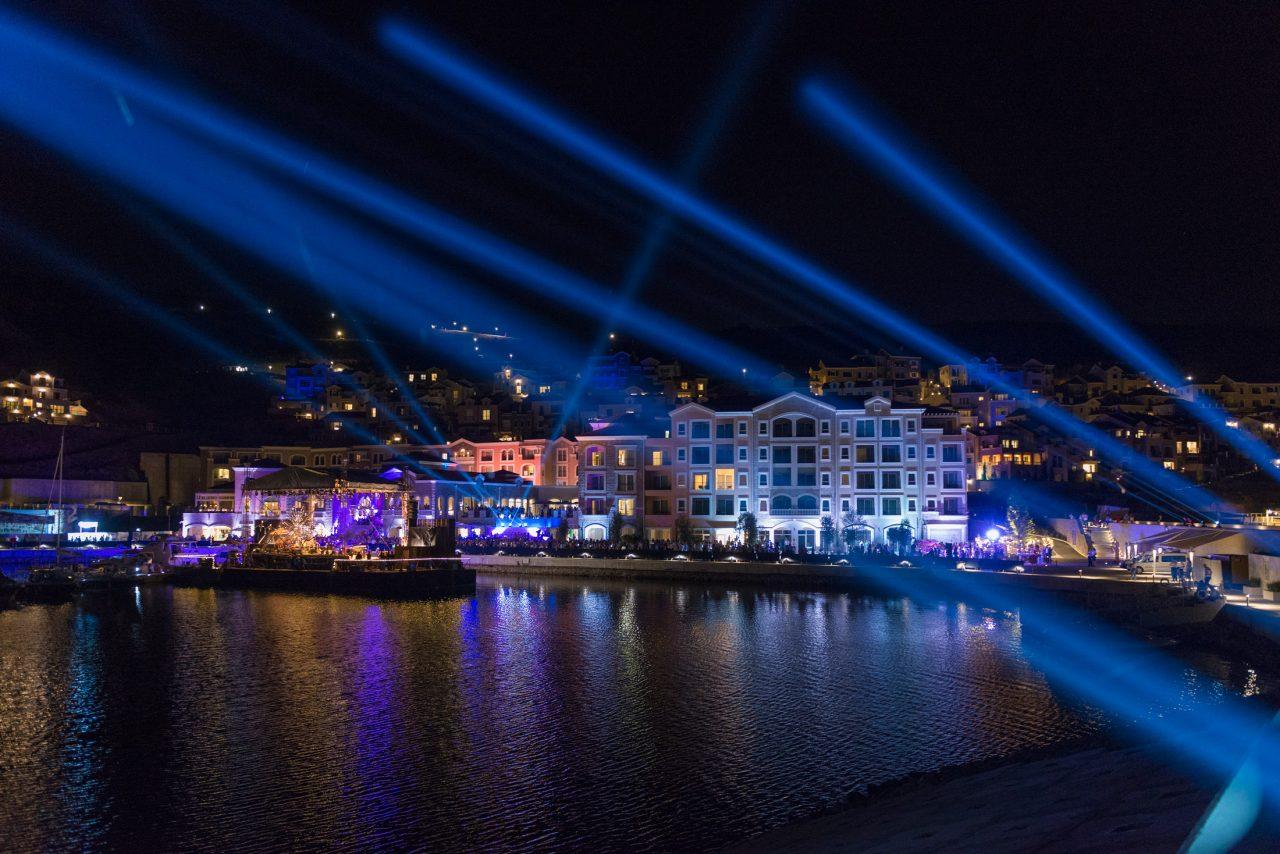 Magija na moru: Svjetlosni spektakl 7. avgusta u Luštici Bay!
