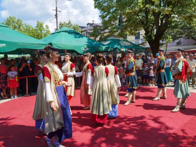 Miris lipa i meda na Cetinju