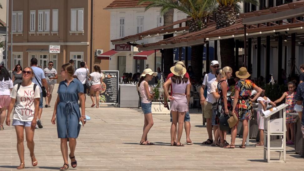 U Tivtu 7.000 turista, veća popunjenost hotela