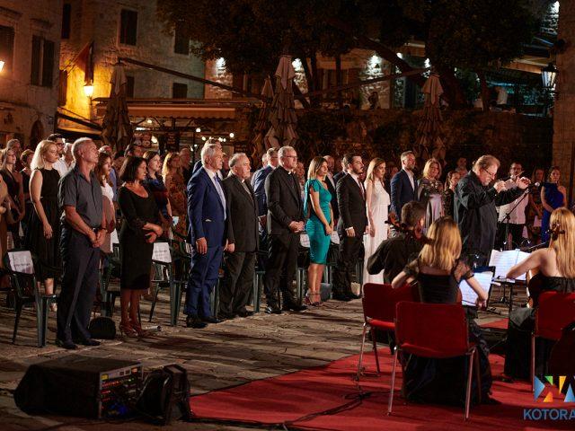 Otvoreni KotorArt Don Brankovi dani muzike
