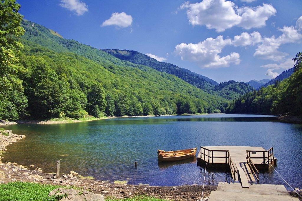 NP Biogradska gora otvoren za posjetioce