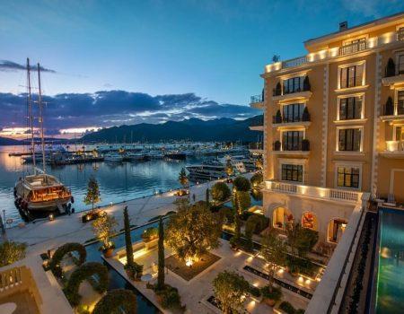 Regent Porto Montenegro – jedan od najboljih IGH hotela u Evropi