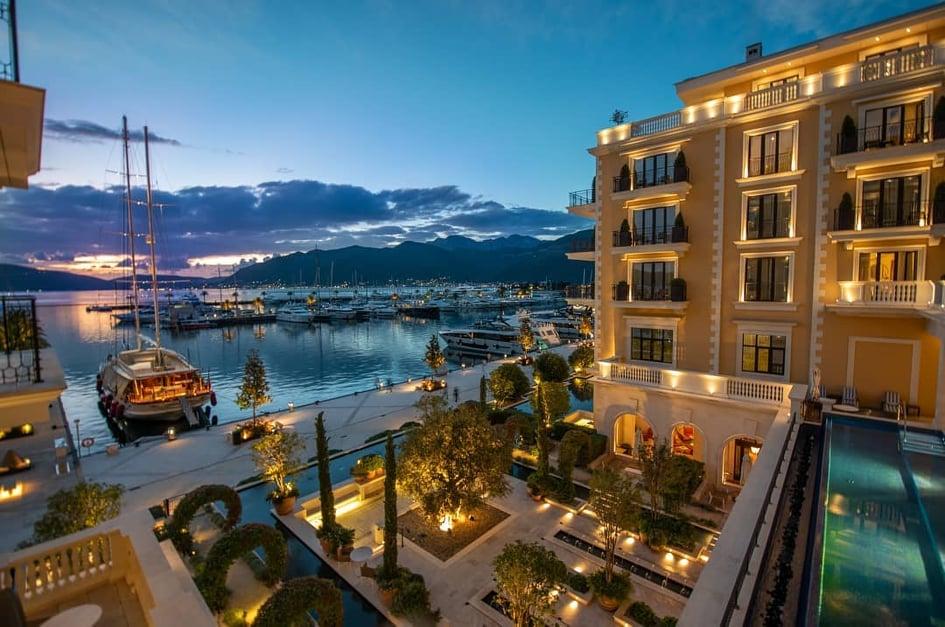Tivat u avgustu: Gastro vikend u Porto Montenegru